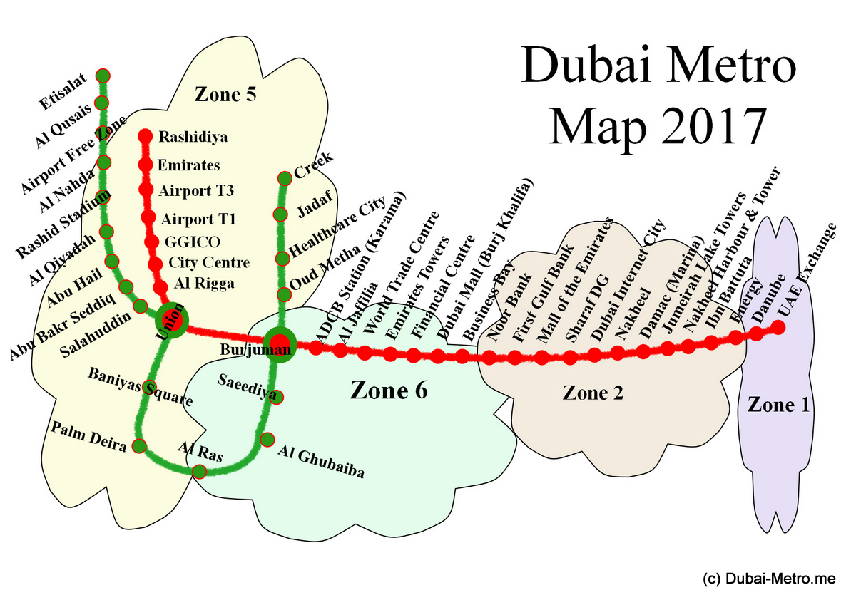 dubai metro map. Black Bedroom Furniture Sets. Home Design Ideas