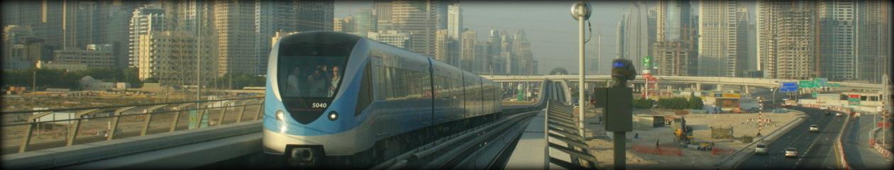 Dubai Metro Information